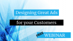 how to design ads for customers