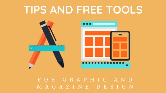 Magazine Design Tools