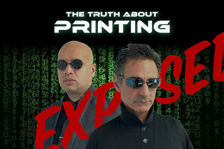 The Truth About Printing